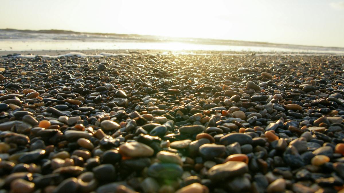Dänemark Westküste Strand