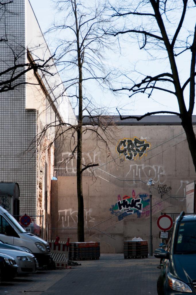 Back Yard Neukölln