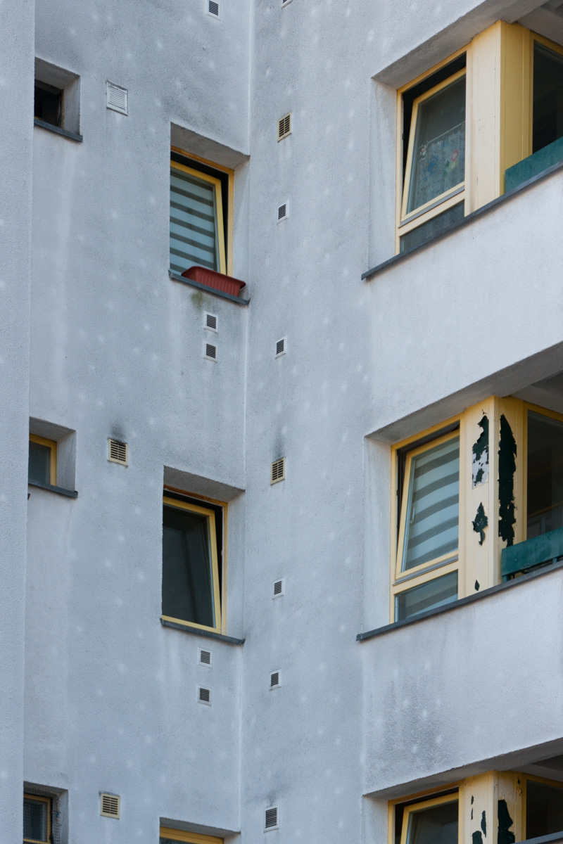Building Patterns in Neukölln