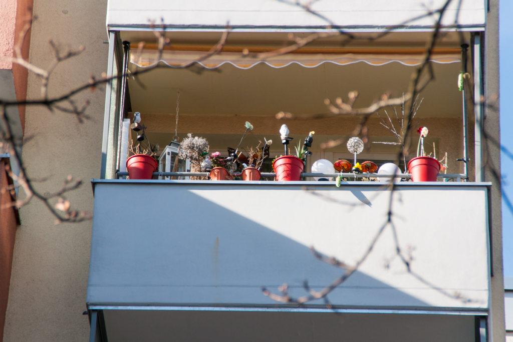 Balkonien in berlin Neukölln