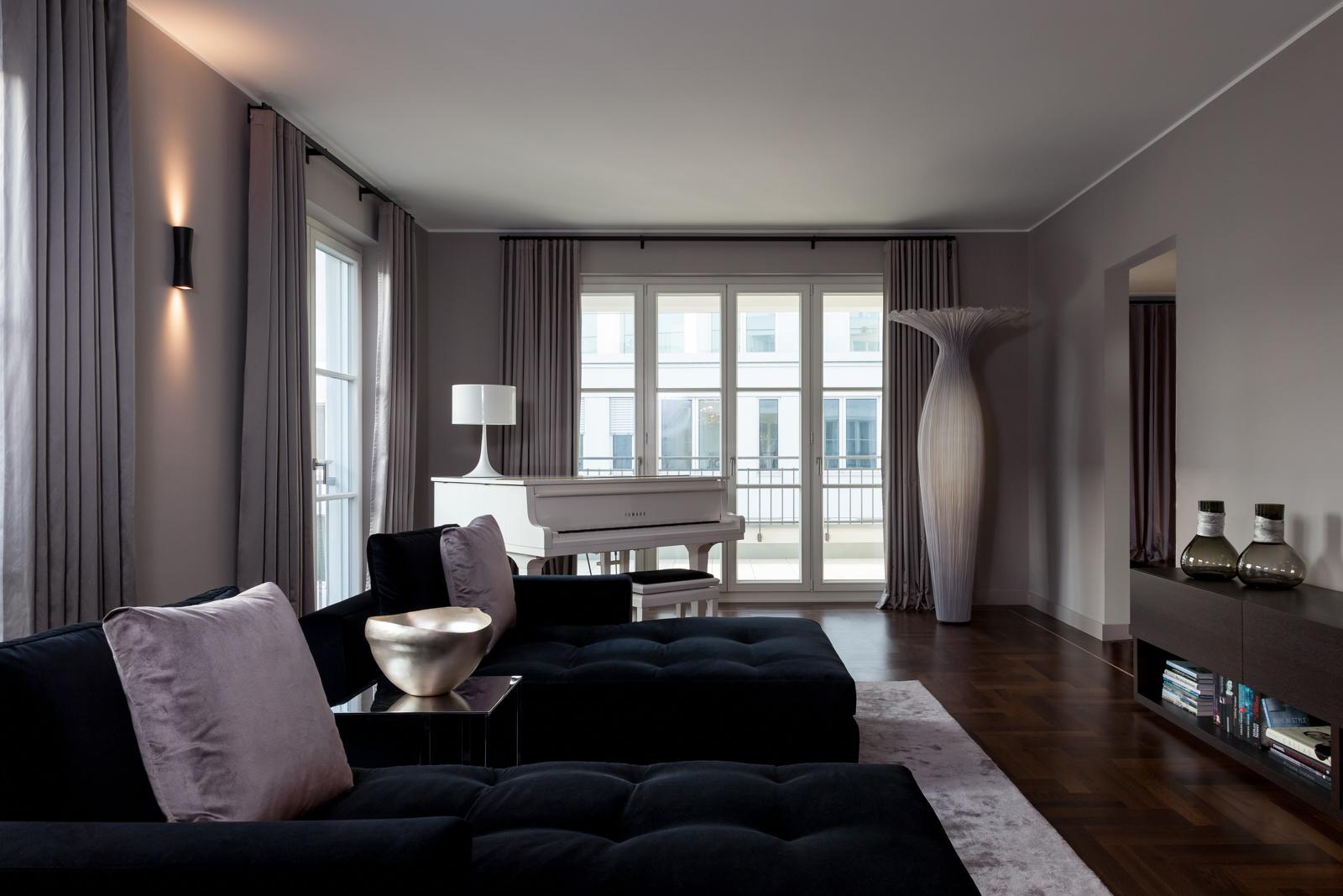 Interiorfotografie für Herrendorf Inneneinrichter Privat Wohnung