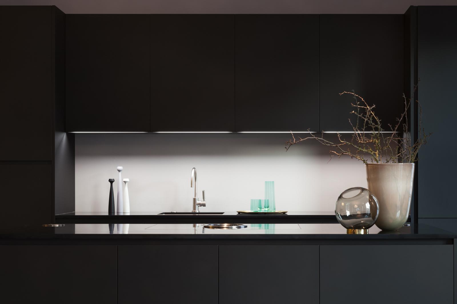 Interiorfotografie für Herrendorf Inneneinrichter Poliform Küche