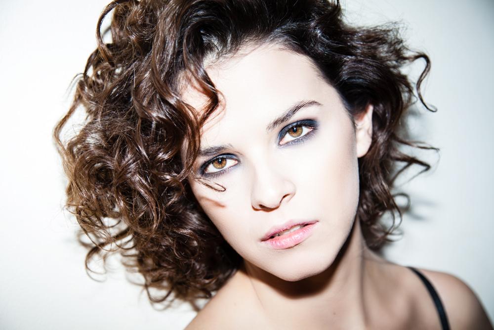 Sängerin Maxine Kazis