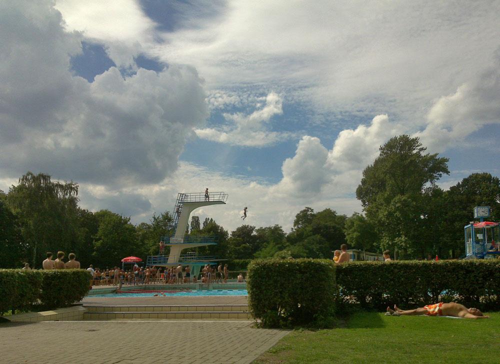 Schwimmbad Lochowdamm / Lochobad