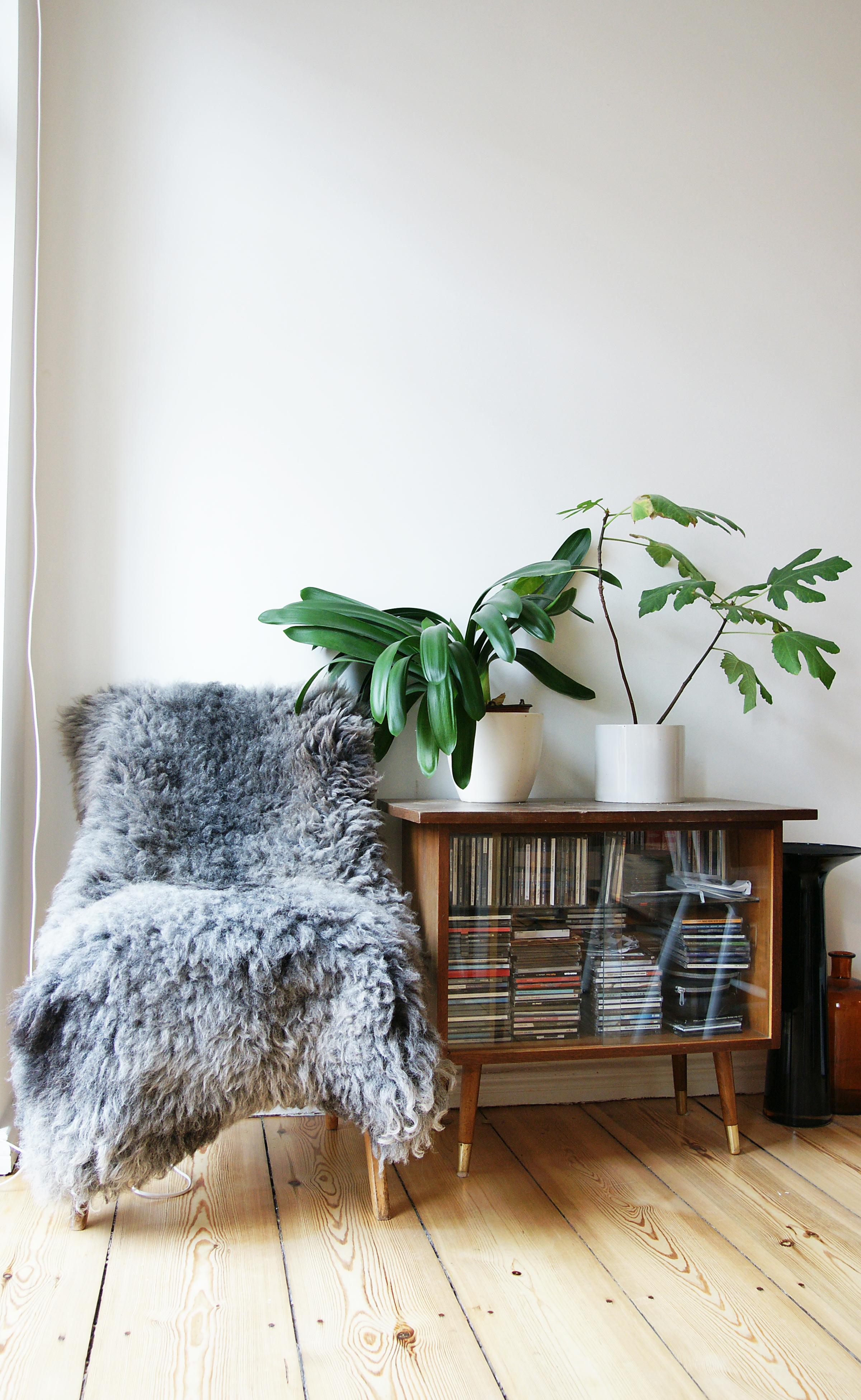 Skandinavisches Interior von Designerin Ulli Zelle