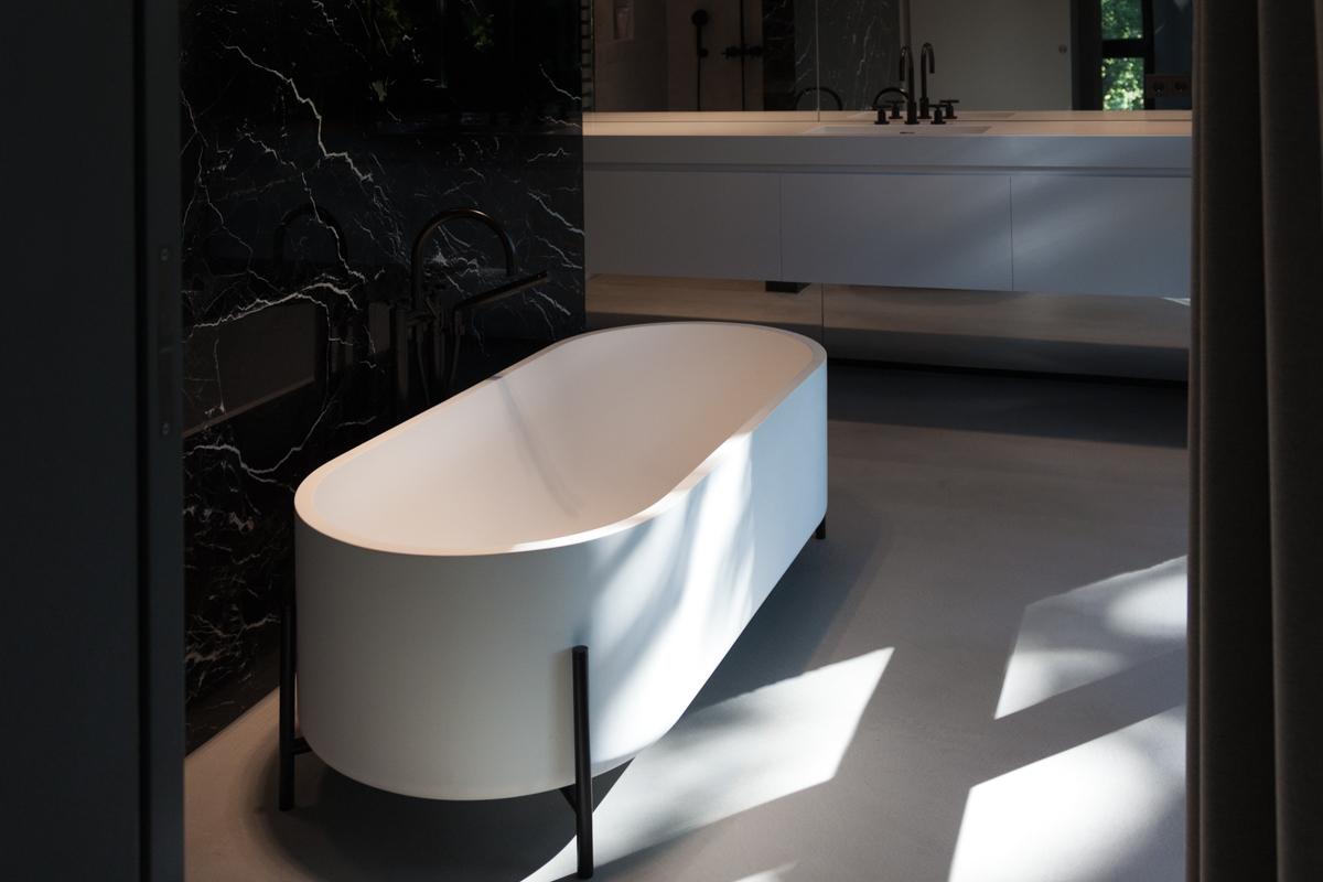 Badezimmer für bfs design für AD Magazin