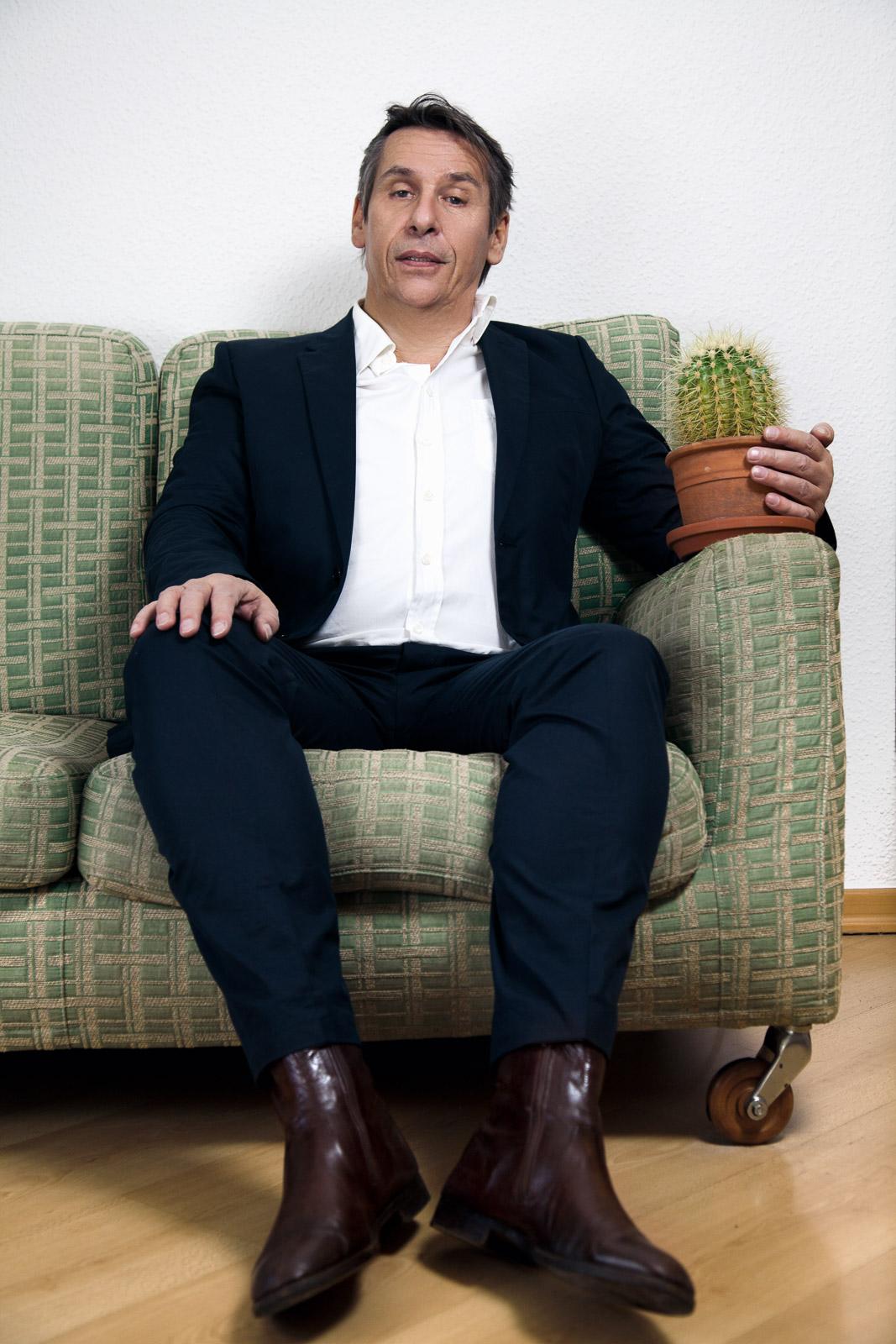 Schauspieler Oliver Marlo