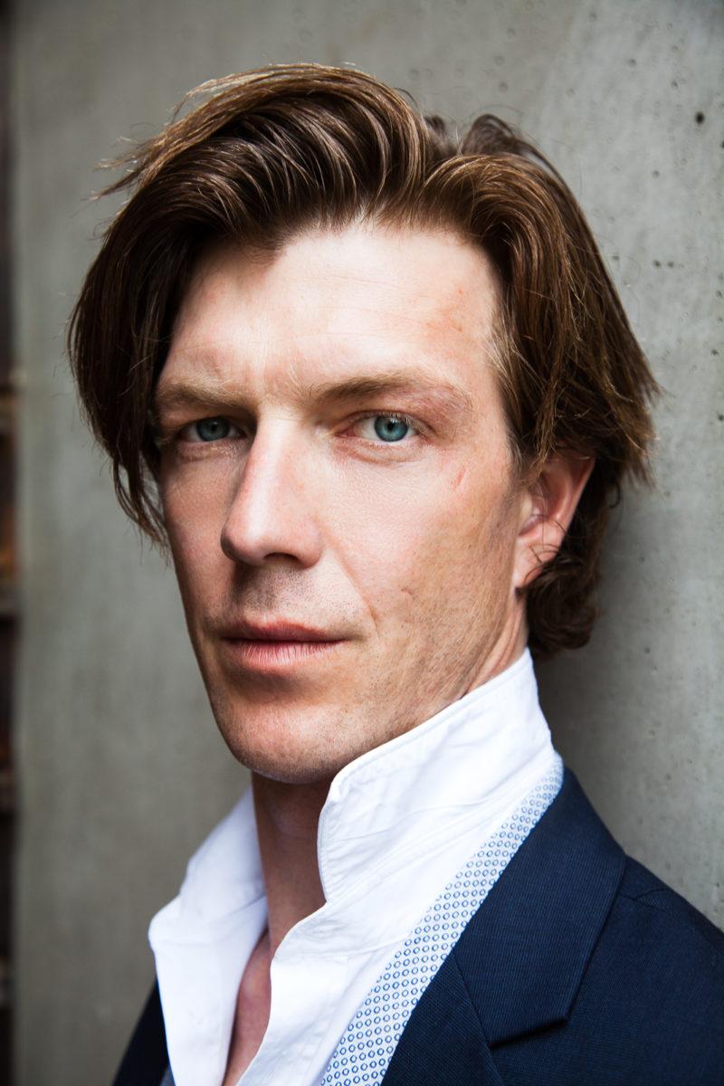Schauspieler Actor Paul Matzke