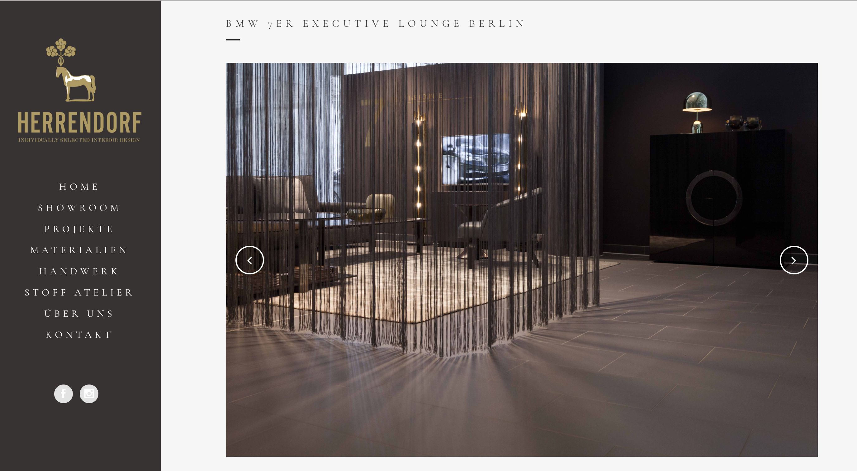 BMW Lounge & Minotti