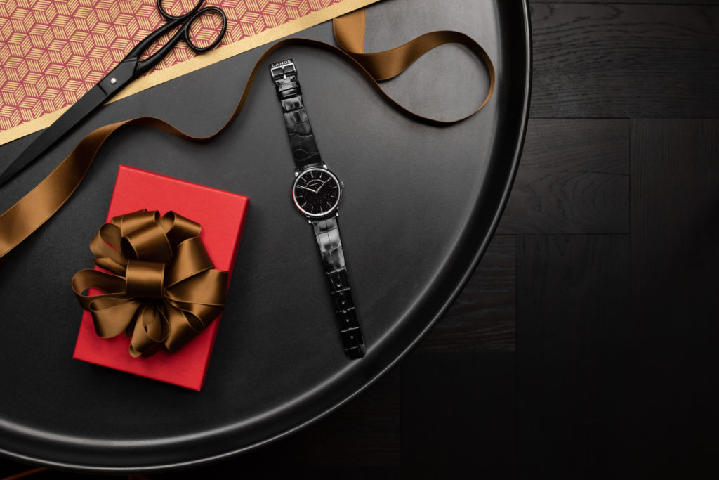 SAXONIA THIN Luxurious Watch Product photography